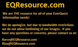 Raid Vendor - EQ Resource - The Resource for your EverQuest